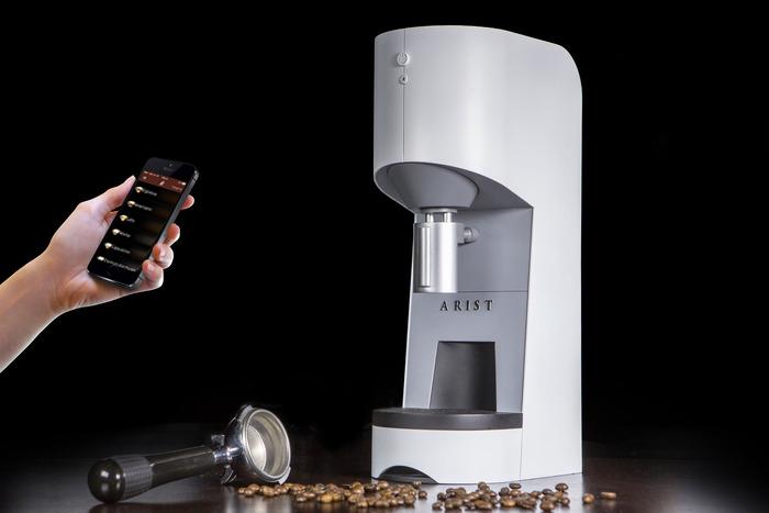Akıllı Kahve Makinası Arist