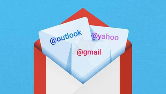 Gmail'de Büyük Yenilik