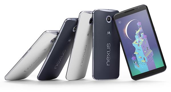 Android Lollipop'lu Nexsus 6 Geliyor