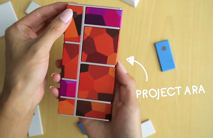 Project Ara'dan Bir İlk Daha