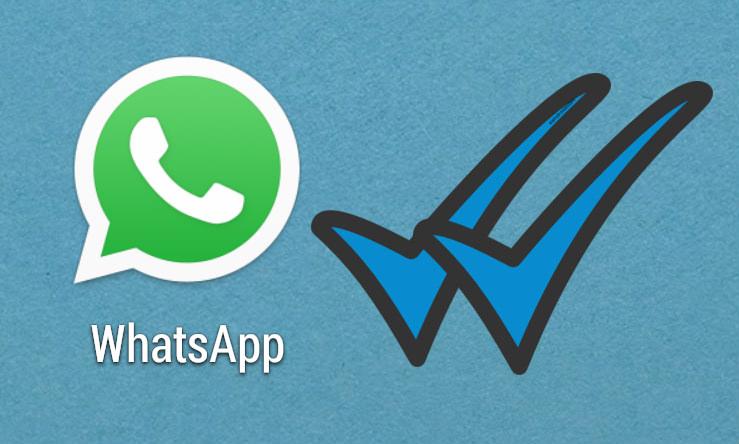 WhatsApp'da Mavi Tik Kaldırma