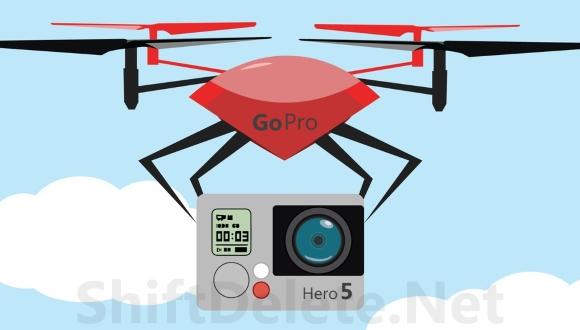 GoPro Drone Çok Yakında Gelebilir
