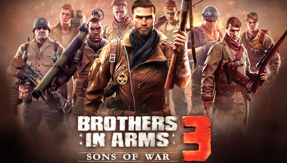 Brother In Arms 3 Yayınlandı