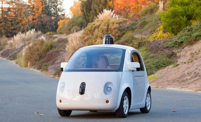 Google'ın Arabası  Sokaklara İniyor