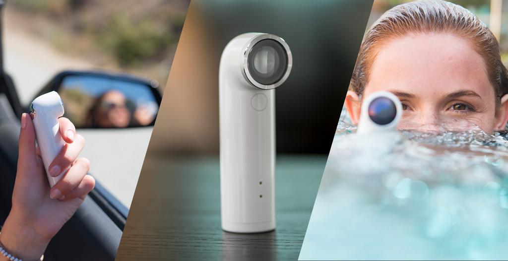 HTC Re ile Kendi Canlı Yayınını Yap
