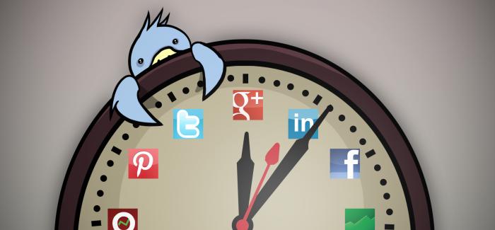 Sosyal Medya İdeal Paylaşım Saatleri