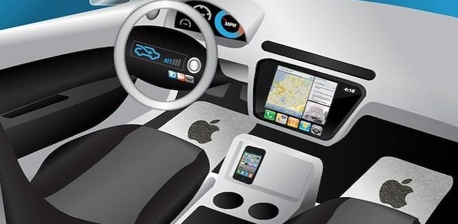 Apple'dan Elektrikle Çalışan Araç