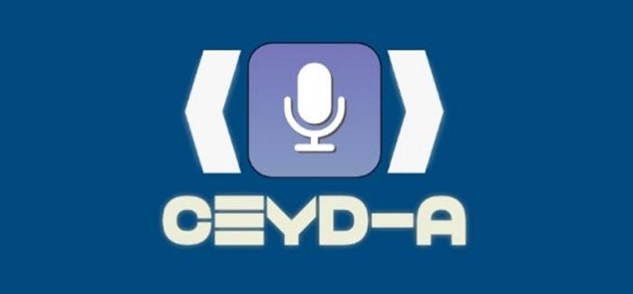 CEYD-A Türkçe Sesli Asistan Uygulaması
