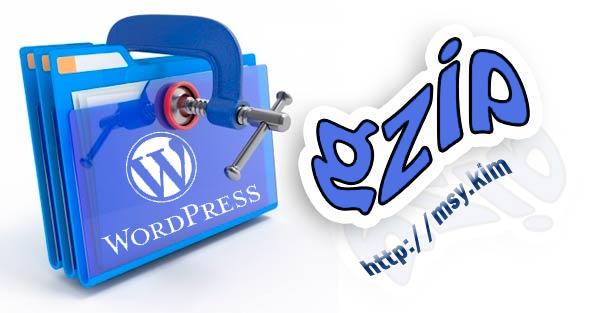Gzip İle WordPress Siteni Hızlandır