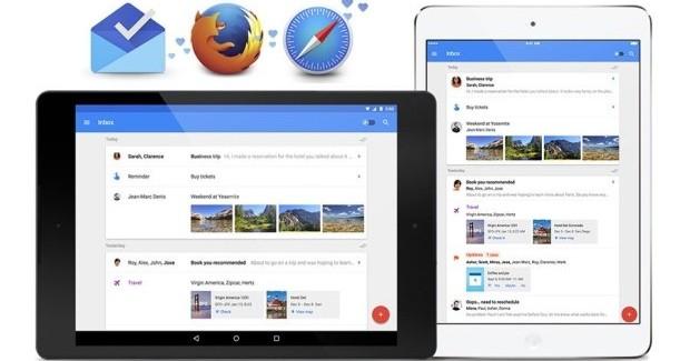 Inbox Artık Tüm Tarayıcılarda Kullanılabilir