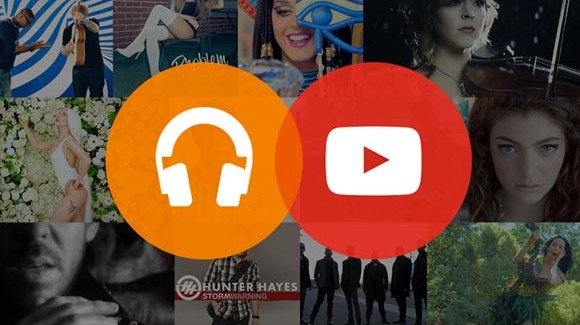 Youtube'dan Radyo Hizmeti