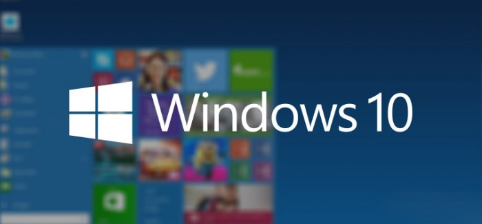 Korsan Windowslar'da Ücretsiz Windows 10'a Geçebilecek