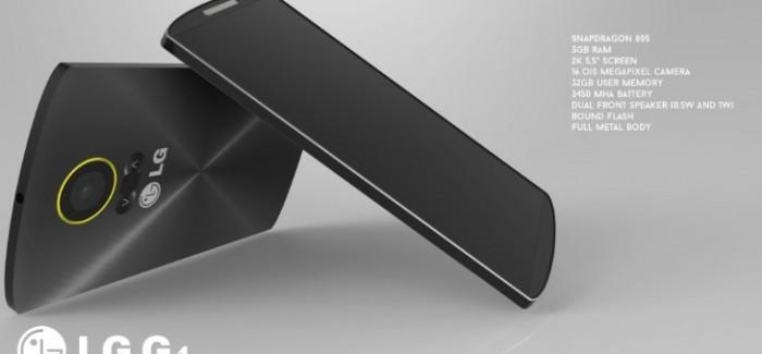 LG G4'ü İlk Deyenlerden Olabilirsin