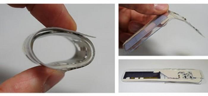 Fujitsu'den Güneş Enerjisiyle Çalışan Bükülebilir Beacon