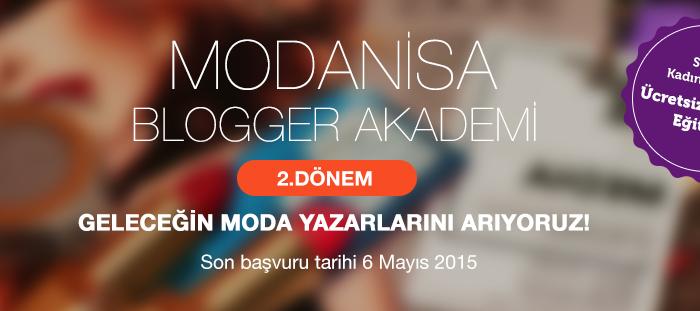 Modanisa'dan Blogger Olmak İsteyenlere Ücretsiz Eğitim