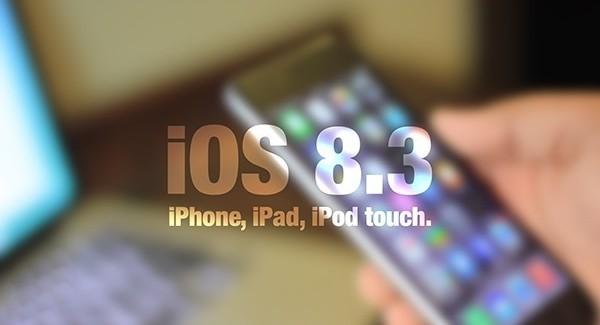 iOS 8.3 ile Türkçe Siri ve Birçok İyileştirme Sunuldu