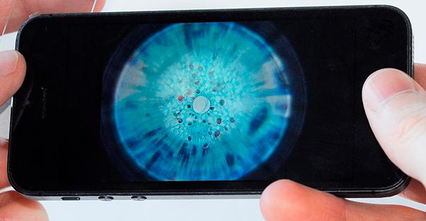 Cep Telefonlarınızı Mikroskop'a Çevirin