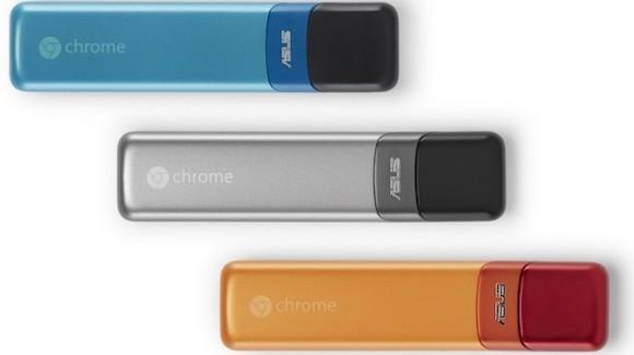 Google'dan USB-Bilgisayar Chromebit