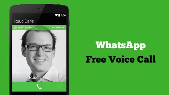 Whatsapp Arama Özelliği Nasıl Kullanılır?
