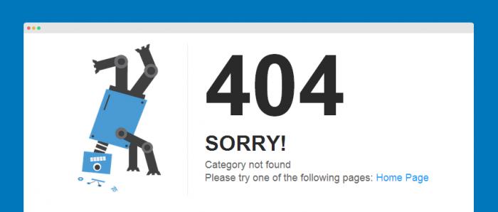 En Yaratıcı 404 Sayfaları