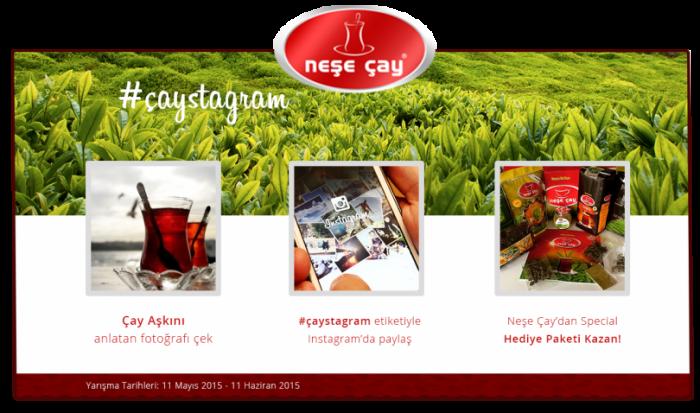 Çay Severler için Fotoğraf Yarışması