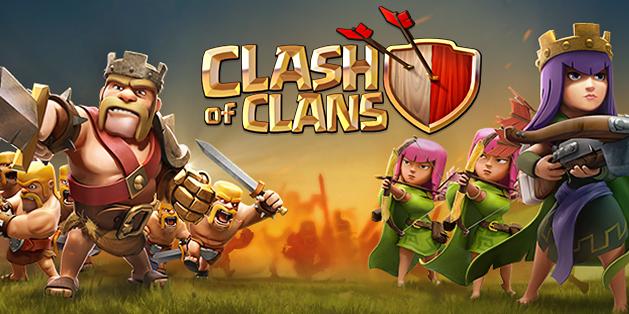 Clash Of Clans Çılgınlığı
