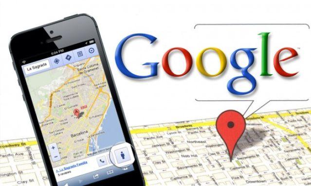Google Haritalar Artık İnternetsiz Çalışabiliyor
