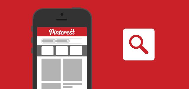 Pinterest'e Görsel Arama Özelliği