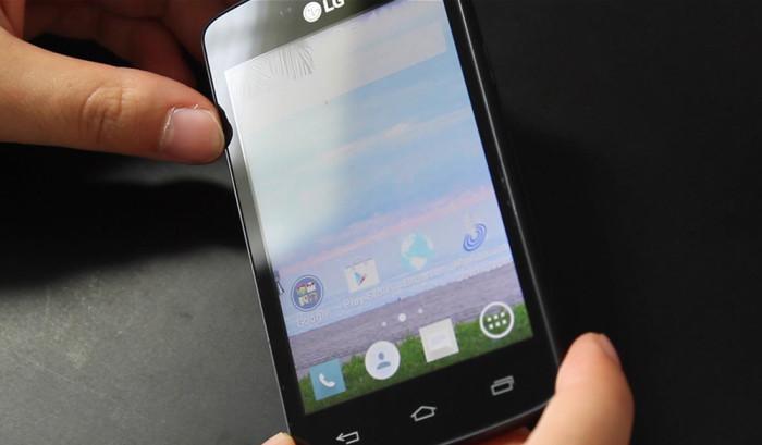 10 Dolara TracFone LG L15G Akıllı Telefon