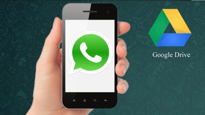 WhatsApp Sohbetlerini Yedekleme
