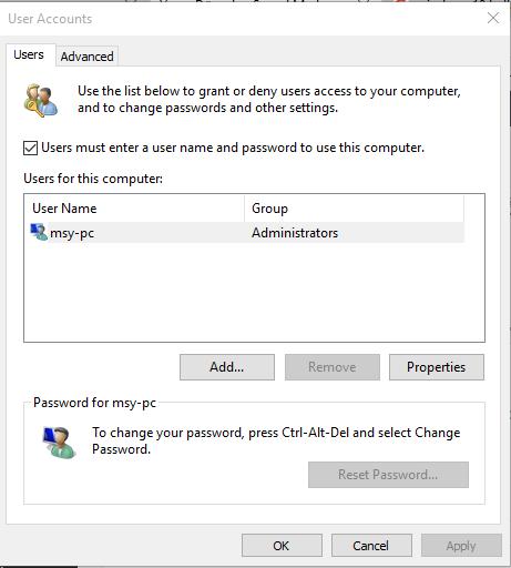 windows 10 kullanıcı oluştur