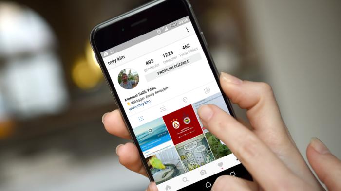 Instagram Yeni Tasarıma Geçiyor