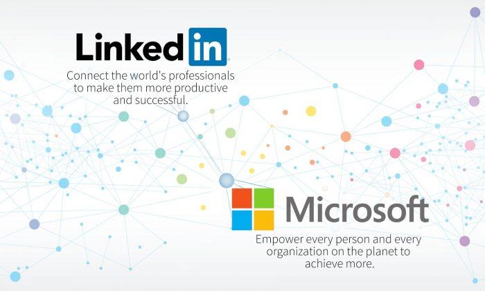 Microsoft, LinkedIn'i Satın Aldı