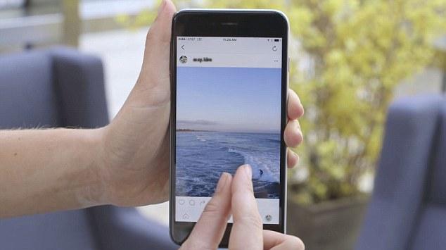 Instagram'a Yakınlaştırma Özelliği Geldi